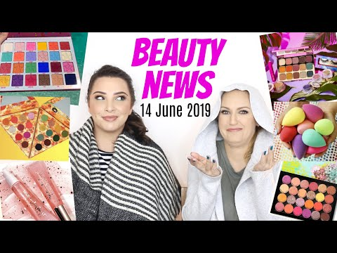 BEAUTY NEWS - 14 June 2019 | Busy Gals & Jaw Breakers