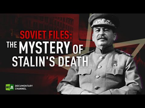 Soviet Files: The Mystery Of Stalin's Death