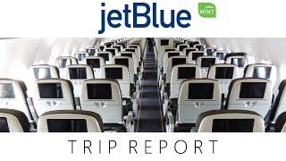 jetBlue a321 New York JFK to San Francisco [Trip Report]