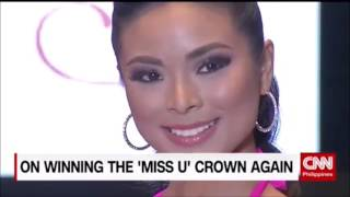 Medina Philippines  City new picture : MISS UNIVERSE PHILIPPINES 2O16 MAXINE MEDINA | FOR SURE! PIA WILL CROWN ME AGAIN!