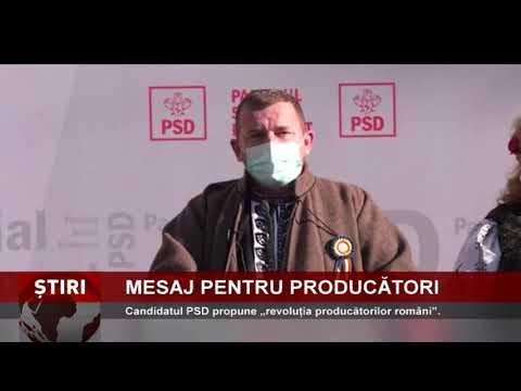 """Candidatul PSD la Senat, Călin Matieș, propune """"revoluția producătorilor români"""""""