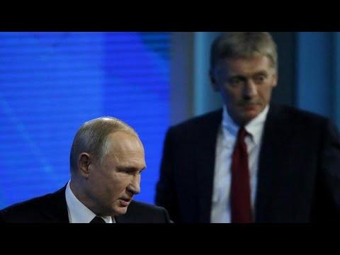 Η αντίδραση του Κρεμλίνου για το αποτέλεσμα των εκλογών στην Ουκρανία…