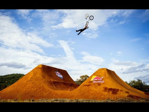 RED - Watch the POV course ride along: http://win.gs/1FrrEKX Lawn Dart Frontflips, Superman Backflips, Super Nothings!? Just some of the best BMX tricks from Red Bull Dreamline, one of the gnarliest...