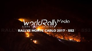 RALLYE MONTE CARLO 2017 - SS2 - DAY 1 [PURE SOUND, FLATOUT]
