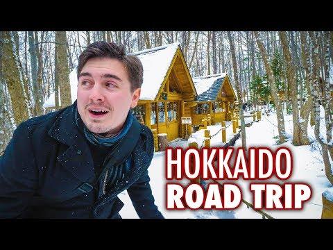 48 hours in Hokkaido   Road Trip Across Japan (видео)
