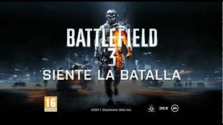 BATTLEFIELD 3 - Spot 20 Segundos España (27-10-2011)