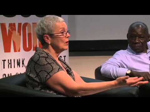 Lesley Barclay and Samson Baba On the MDG's, maternal health and innovation