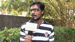 Gandhi Silambarasan at Innarku Innarendru Team Interview