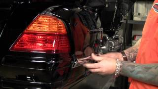 Kuryakyn Garage Rear Accent Lighting GL1800