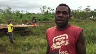 In April 2015 members of Revive Vanuatu took food and supplies to the Village of Etas on the island of Efate in Vanuatu. Chief David expresses his thanks in ...