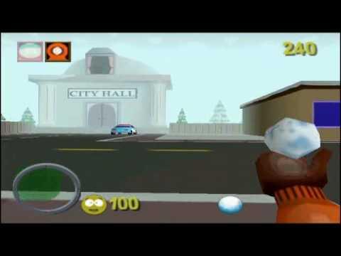 South Park (Nintendo 64) Gameplay