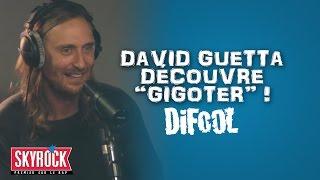 """Quand David Guetta découvre """"Gigoter"""" le tube de Romano !"""