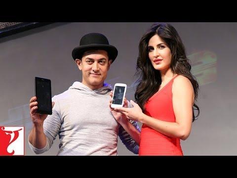 Product Showcase: Merchandise & Technology   DHOOM:3   Aamir Khan   Katrina Kaif