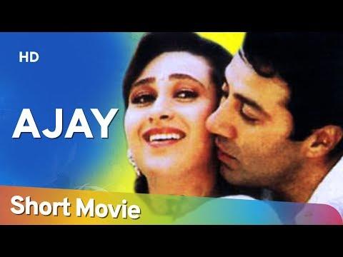 Ajay (1996) (HD) Hindi Full Movie in 15 mins - Sunny Deol   Karisma Kapoor