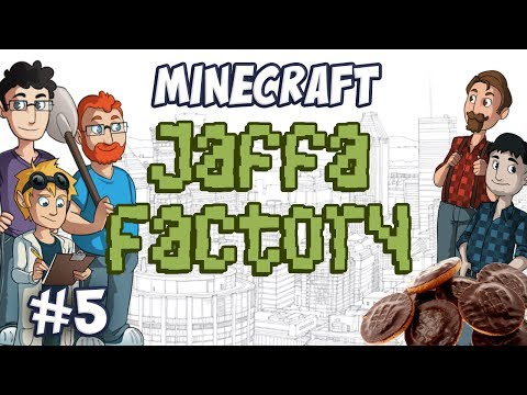 Jaffa Factory 5 - Not Co? (Tekkit) Video