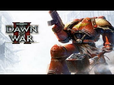 dawn of war 2 - Dawn of War is one of my favorite games of all time and is the only strategy game I play. This game would be epic to keep uploading because it brings variety...