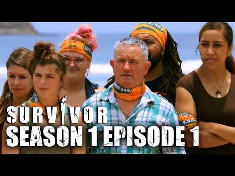 Survivor NZ | Season 1 (2016) | Episode 1 - FULL EPISODE