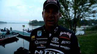 St. Lawrence River day 2, AM report