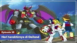 Nonton Daigunder   Episode 38  Bahasa Indonesia    Hari Terakhirnya Di Dailand  Film Subtitle Indonesia Streaming Movie Download