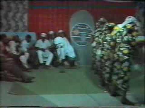 Ali makaho tsoffin Wakokin sa Kashi na biyu