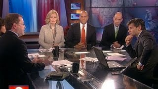 Fiscal Cliff Budget Negotiations, Gun Control in America: 'This Week' Roundtable Discussion
