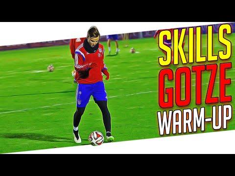 Mario Götze Skills – Crazy Football Soccer Skill Move Tutorial