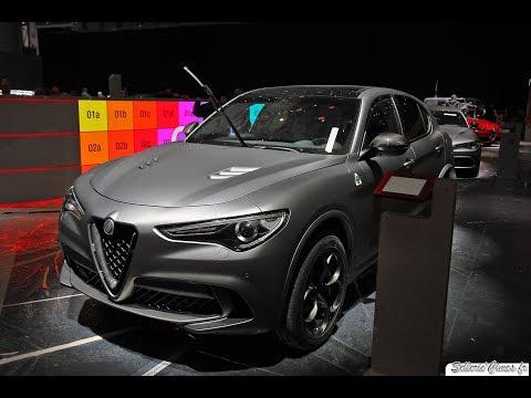 Alfa Romeo Giulia & Stelvio NURBURGRING Edition