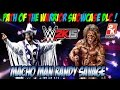 WWE 2K15 Macho Man Randy Savage Entrance & Finisher Path Of The Warrior Showcase DLC