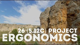 Project Erganomics - 26 (5.12c) at Arapiles by Jackson Climbs