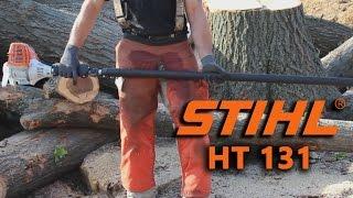 6. Stihl HT131 Pole Pruner Overview