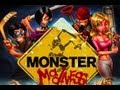 Cgrundertow Monster Madness: Battle For Suburbia For Xb