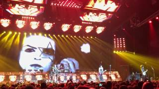 Kiss live at The o2 Arena London UK31/05/2017This was the last show of the tour
