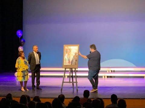 Presentación Cartel y Damas de Honor Fiestas San Francisco de Asís (Isla Cristina)