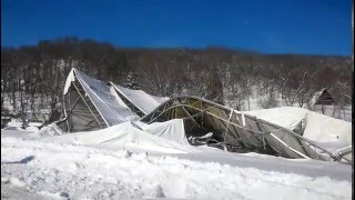 Weston (WV) United States  city photo : Jan 25th Weston, W.V ...Day after Historic Snowstorm! 2016. A look around... 2-3 feet of Snow!