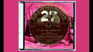 Alltagsschlager aus dem Berlin der 20er Jahre