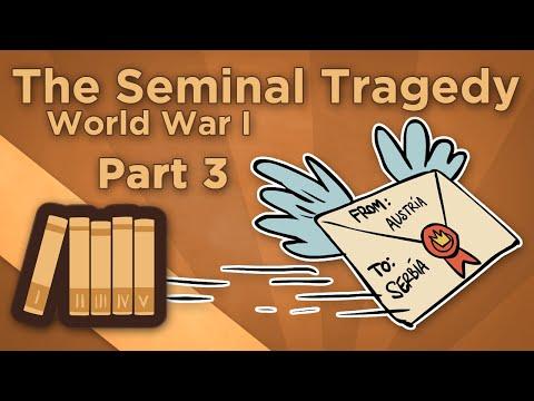 První světová válka - Červencová krize