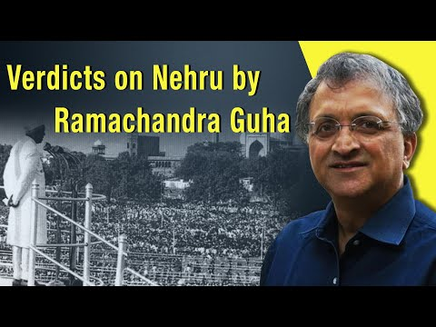 Verdicts on Nehru by Ramachandra Guha