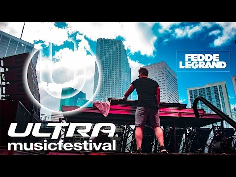 Fedde Le Grand – Live at Ultra Music Festival Miami 2017