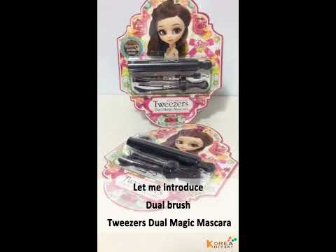[Beauty Haul] Pullip Mascara Tweezers Duel Magic Mascara