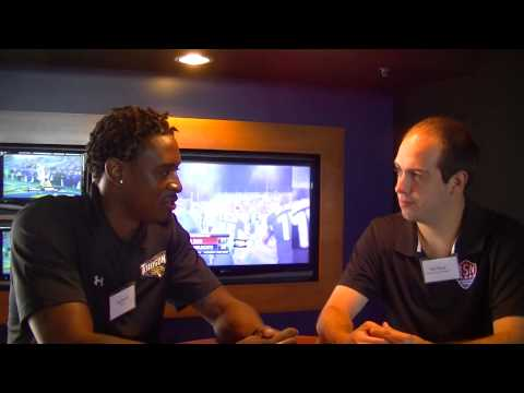 Tye Smith Interview 7/24/2014 video.