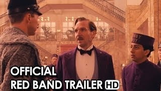 The Grand Budapest Hotel Official Red Band Trailer  2014  Hd