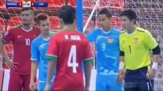 Video OMG.. Timnas Futsal Indonesia Bantai Iaos 19-1 di AFF 2017 MP3, 3GP, MP4, WEBM, AVI, FLV Januari 2018