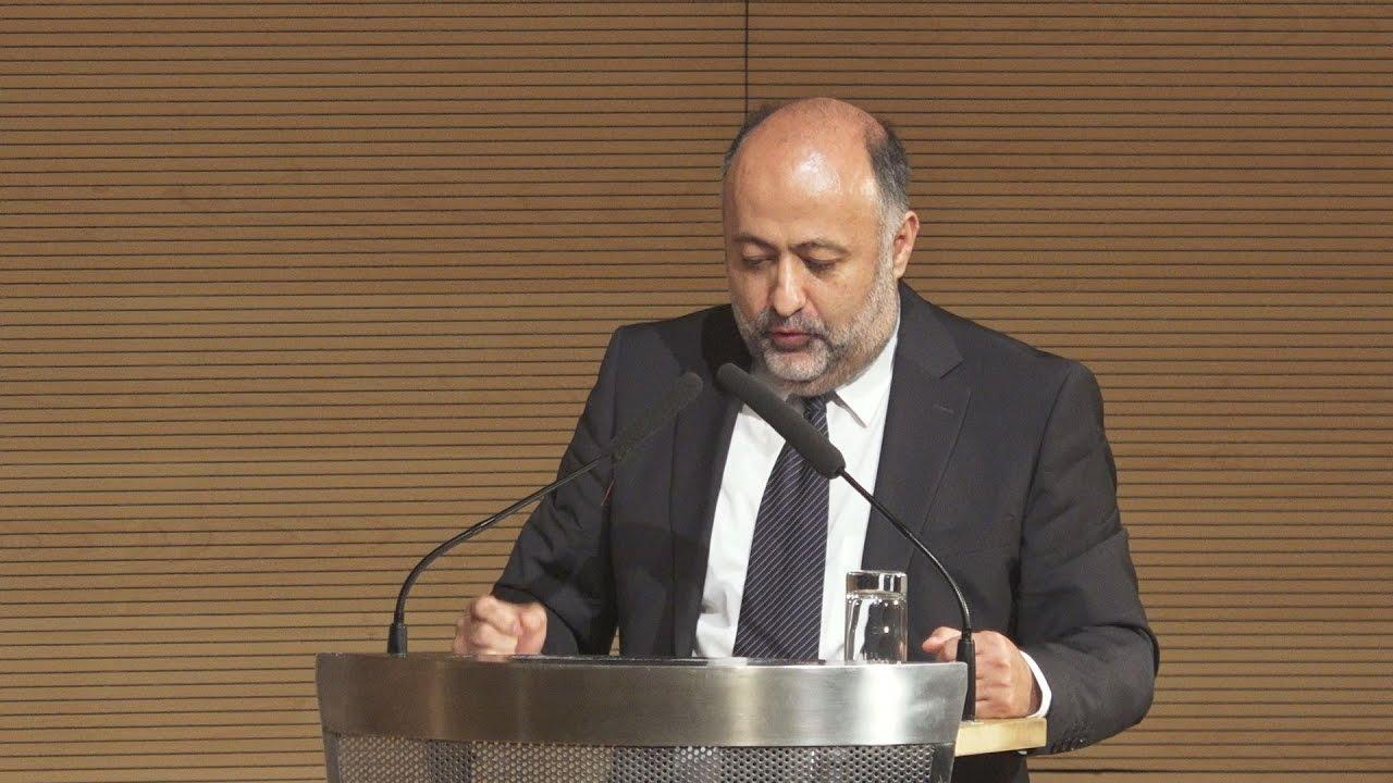 Διακομματική εκπροσώπηση στην παρουσίαση του βιβλίου του Δημήτρη Τσιόδρα