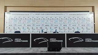 Coletiva de Fábio Carille - Corinthians 2x2 Atlético PR