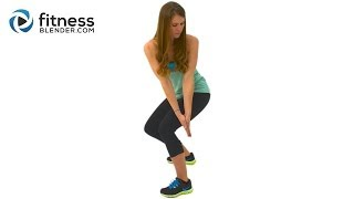 Standing Abs Workout -- Standing Abs Exercises To Tone Abs, Obliques&Lower Back