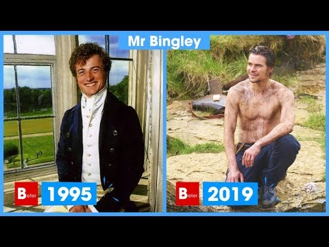 Pride and Prejudice (TV Series) - Before and After 2019