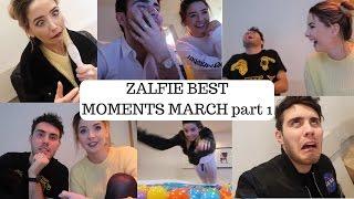 Video ZALFIE BEST MOMENTS || MARCH 2017 Part 1 MP3, 3GP, MP4, WEBM, AVI, FLV Juli 2018