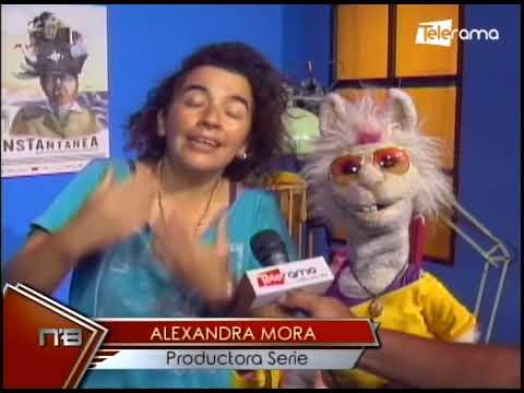 Teatro Sánchez Aguilar presenta en redes Nina la llama Vlogger