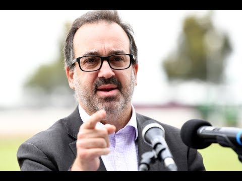 Racing Minister Martin Pakula's speech at the 2017 TAB Great Chase final
