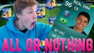 FIFA 14 - EVERYTHING OR F**KING NOTHING!!!!
